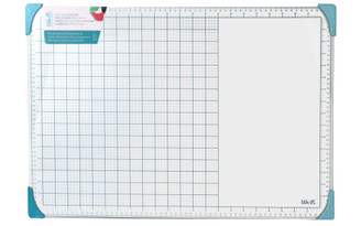 661385 WE R MEMORY CRAFT SURFACE GLASS CUTTING MAT 18X24