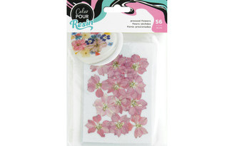 AMERICAN CRAFTS 359692 AMC COLOR POUR RESIN MIX IN DRIED PRESSED FLOWER