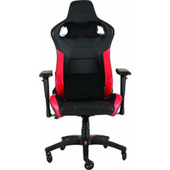 CORSAIR CONTAINER CF-9010013-WW T1 RACE GAMING CHAIR BLK/RED