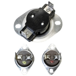 NAPCO ELE-LA1053 LA-1053 Special Dryer Thermostat Hi-Limit Kit with Fuse and Thermal Limits for Electric and Gas Dryer
