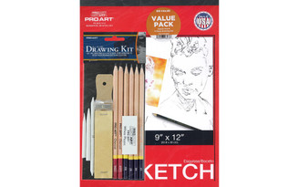 PRO-3049BEE PRO ART SKETCH ALL IN ONE VALUE PACK