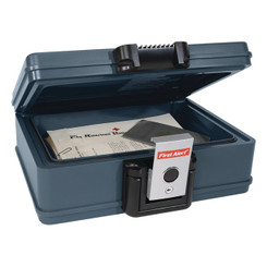 First Alert 2017F Water and Fire Protector File Chest (.19 Cubic Feet)