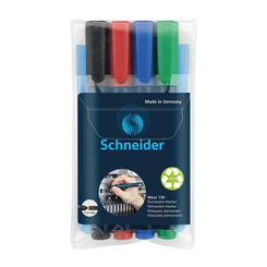 SCHNEIDER (3 PK) 130 MARKERS ASSORTED COLORS