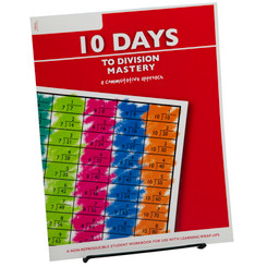 LEARNING WRAP-UPS 10 DAYS TO DIVISION MASTERY STUDENT