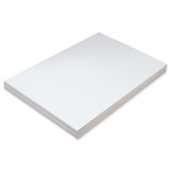 PACON SUPER HEAVYWEIGHT TAGBOARD WHT 100