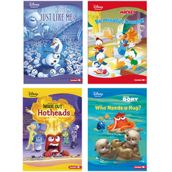 DISNEY LEARNING DISNEY LEARN EVERYDAY STORIES 4 ST 1541545060