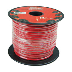 NIPPON AP14500RD Audiopipe 14 Gauge 500Ft Primary Wire Red