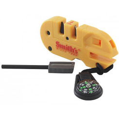 SMITH'S S-50364 SMITHS POCKET PAL X2 KNIFE SHARPENER AND SURVIVAL TOOL