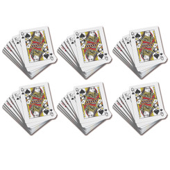 LEARNING ADVANTAGE (6 EA) STANDARD PLAYING CARDS