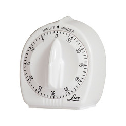 LUX (2 EA) CLASSIC MECHANICAL TIMER CP242859BN