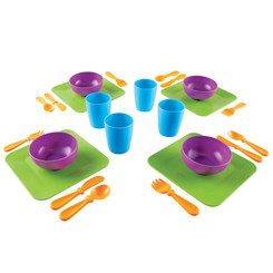 LEARNING RESOURCES NEW SPROUTS SERVE IT DISHES
