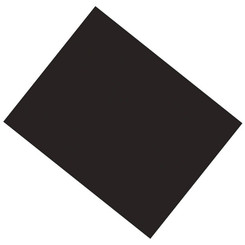 UCREATE BLACK COATED POSTER BOARD 25 SHEETS