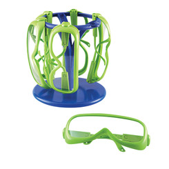 LEARNING RESOURCES PRIMARY SCIENCE SAFETY GLASSES 6