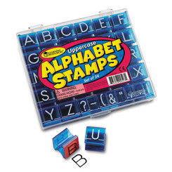 LEARNING RESOURCES UPPERCASE ALPHABET & PUNCTUATION