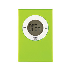 TEACHER CREATED RESOURCES (3 EA) MAGNETIC DIGITAL TIMER LIME 20718BN