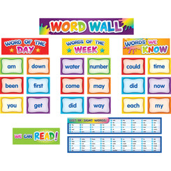 TEACHER CREATED RESOURCES 1ST 100 SGHT WORDS POCKET CHT CARDS