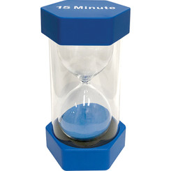 TEACHER CREATED RESOURCES 15 MINUTE SAND TIMER LARGE