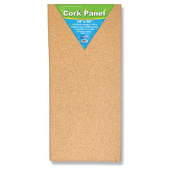 FLIPSIDE PRODUCTS CORK PANEL 16IN X 36IN