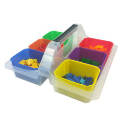 ROMANOFF PRODUCTS (3 EA) SMALL CADDY WITH 6 CUPS 250BN