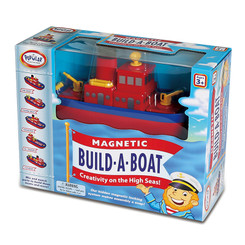 POPULAR PLAYTHINGS BUILD A BOAT