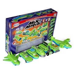 POPULAR PLAYTHINGS MIX OR MATCH VEHICLES 1 AND 3