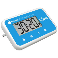 DATEXX MIRACLE HOVER TOUCHLESS TIMER BLUE