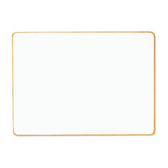 DOWLING MAGNETS SINGLE MAGNETIC DRY ERASE BOARD