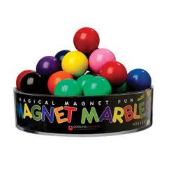 DOWLING MAGNETS (6 EA) MAGNET MARBLES 20 SOLID 736606BN
