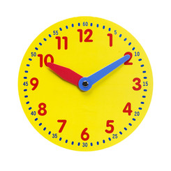 DIDAX 12 IN MAGNETIC DEMONSTRATION CLOCK