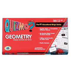 LEARNING ADVANTAGE QUIZMO GEOMETRY