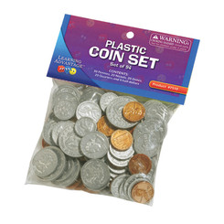 LEARNING ADVANTAGE COIN SET