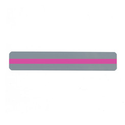 ASHLEY PRODUCTIONS (24 EA) READING GUIDE STRIPS PINK 10803BN