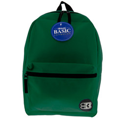 BAZIC (3 EA) 16IN GREEN BASIC COLLECTION 1033BN