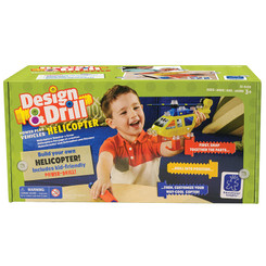 EDUCATIONAL INSIGHTS DESIGN & DRILL POWER PLAY VEHICLES 4130