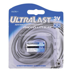 Ultralast ULCR21 ULCR21 CR2 Replacement Battery