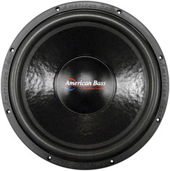 AMERICAN BASS XD1522 American Bass 15 Woofer 1000W RMS/2000W Max Dual 2 Ohm Voice Coils