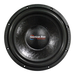 AMERICAN BASS XD1544 American Bass 15 Woofer 1000W RMS/2000W Max Dual 4 Ohm Voice Coils