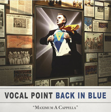 Back in Blue -(Music CD) *