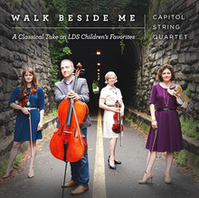 Walk Beside Me -(Music CD) *