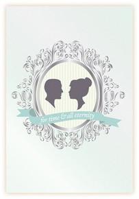 Wedding Greeting Card *