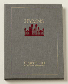 Hymnbook Simplified Accompaniments (Hardcover) *