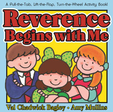 Reverence Begins With Me (Board Book) *
