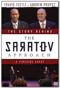 The Story Behind The Saratov Approach: A Fireside Event (DVD) *