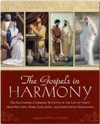 The Gospels in Harmony: Illustrated (Paper Back) *