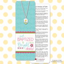 Just Baptized Necklace & Bookmark