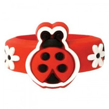 CTR Ring Ladybug Adjustable