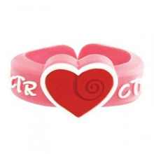 CTR Ring Heart Adjustable