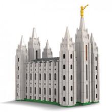 Large Salt Lake Temple Brick Set *