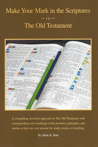 Make Your Mark in the Scriptures in the Old Testament (Paperback)