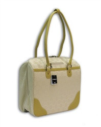 Jordi Temple Bag Autumn Cream Weave